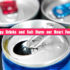 Energy Drinks and Salt Harm our Heart Function