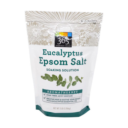 Eucalyptus Epsom Salt