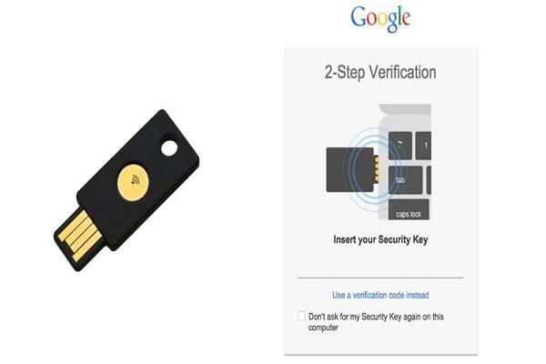 FACTOR SECURITY KEY