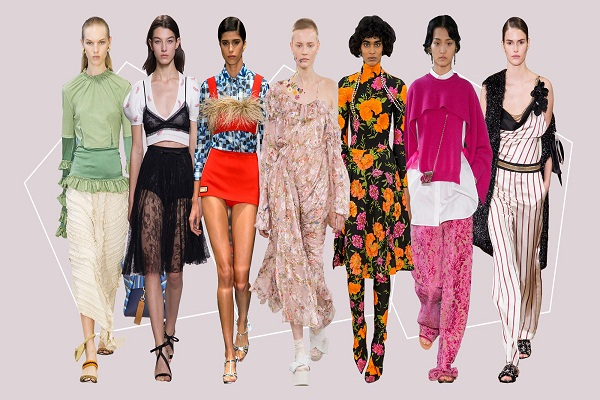 Fashion And Its Colorful Trends