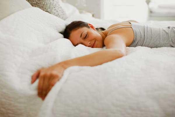 Focus on sleep habit
