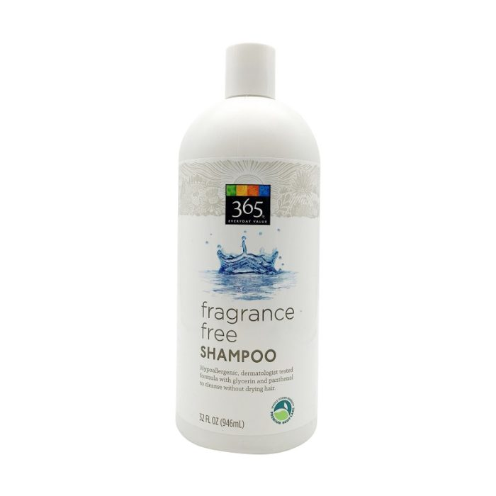 Fragrance Free Shampoo, 32 fl oz