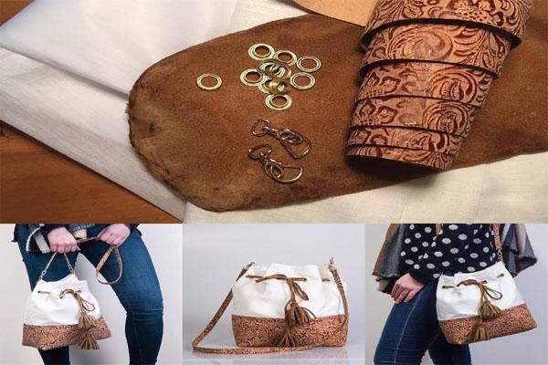 Fruit Leather Purse Or A Mushroom Jacket