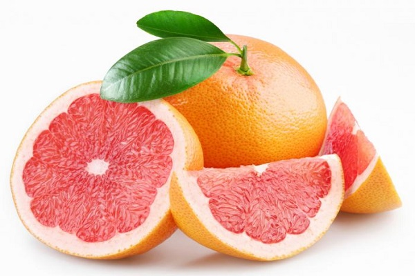 Grapefruit is an excellent means of copper