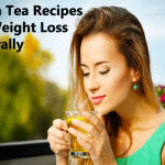 Green Tea Recipes For Weight Loss Naturally