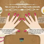 Tips On How To Grow Fingernails Naturally