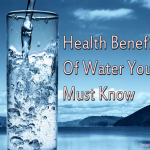 Health Benefits Of Water You Must Know