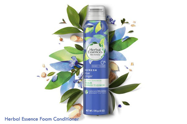 Herbal Essence Foam Conditioner