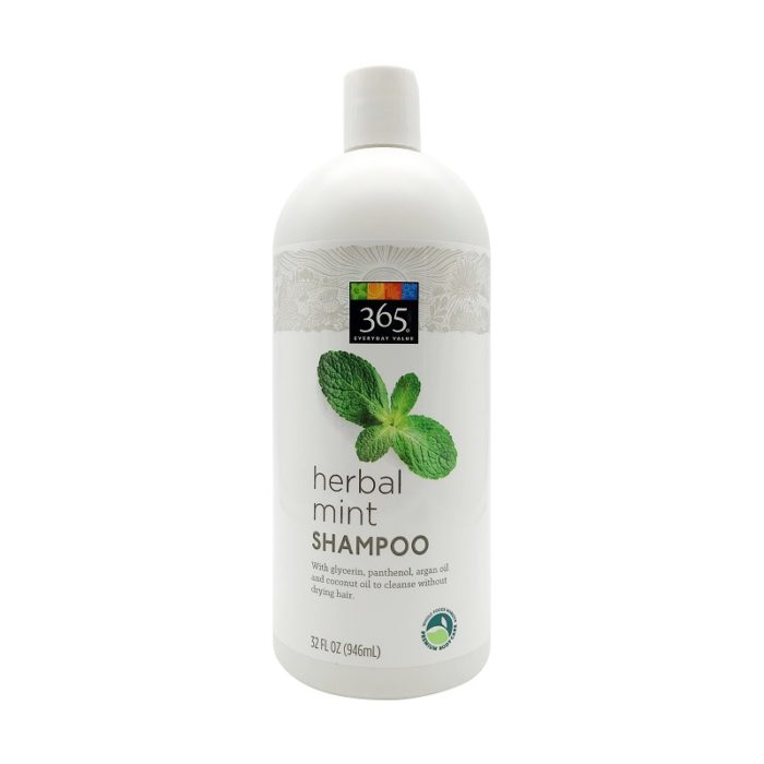 Herbal Mint Shampoo, 32 fl oz
