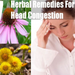 Herbal Remedies To Treat Congestion And Cold