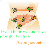 How To Improve And Restore Your Gut Bacteria