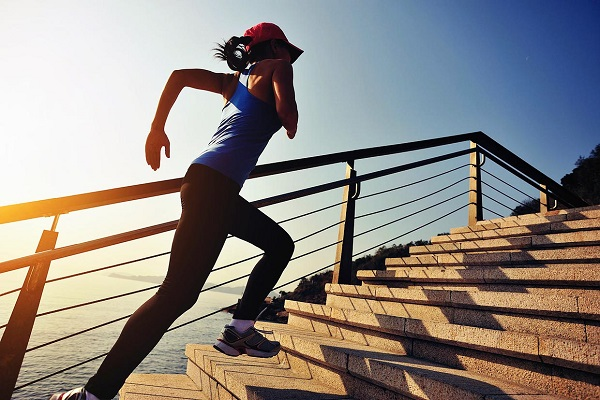 Increase the duration of exercise