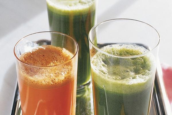 Juiced Garden Greens