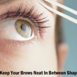 How To Keep Your Brows Neat In Between Shapings?