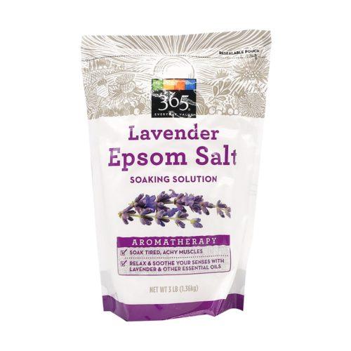 Lavender Epsom Salt, 3 lb