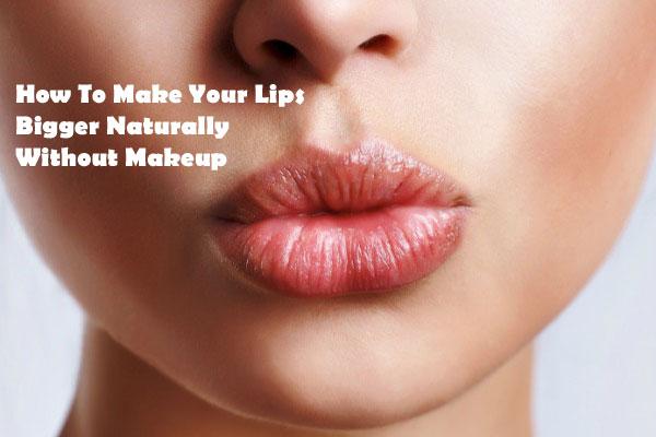 Hvordan gør du dine læber større med en flaske-4462
