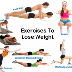 9 Exercises You Must Do If You Want To Lose Weight