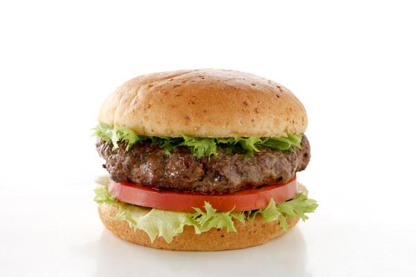 Meat hamburgers