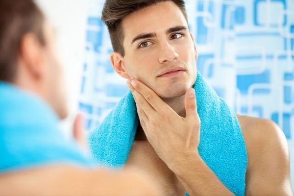 Men's skin is becoming increasingly sensitive