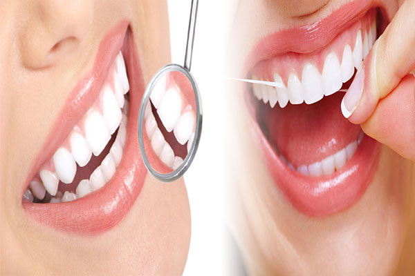 Oral hygiene and dental cleaning