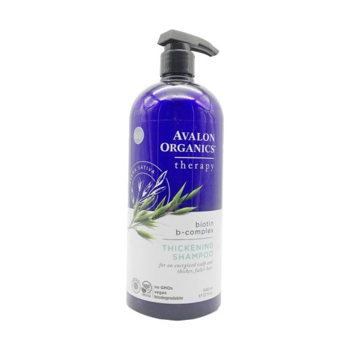 Organic Biotin Shampoo, 32 fl oz