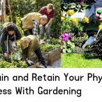 Regain and Retain Your Physical Fitness With Gardening