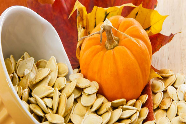 Pumpkin seed remedies for immune system