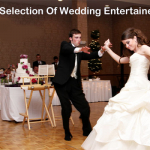 Selection Of Wedding Entertainers