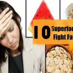Top 10 Super Foods To Fight Fatigue
