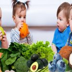 9 Superfoods for Infants and Toddlers that every Mom should use in the Menu