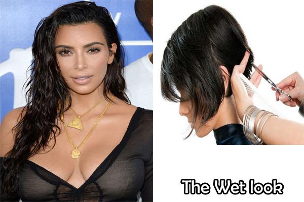 The Wet look