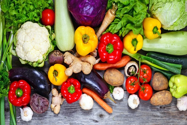 The more vegetables - the more health