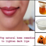 Top Natural Home Remedies To Lighten Dark Lips
