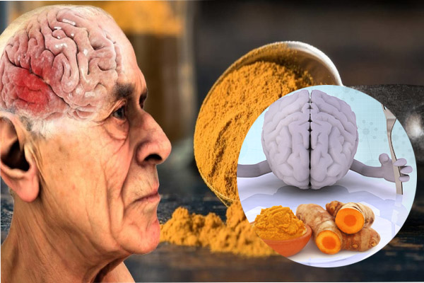 Turmeric for brain