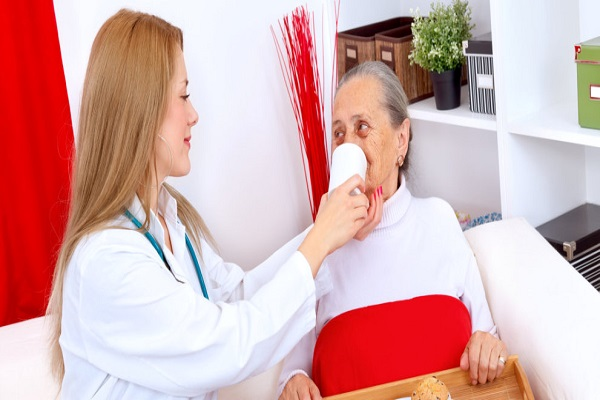 In home healthcare