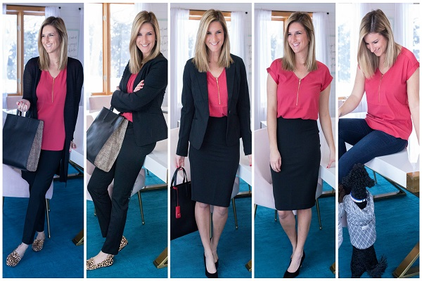 Why The Colors You Wear At Work Are Important