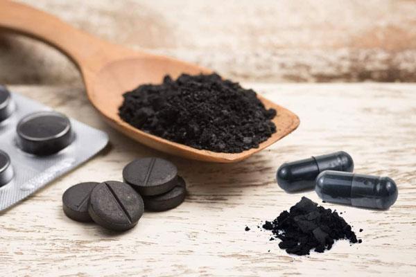 charcoal capsules