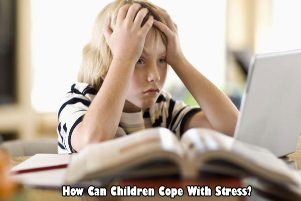 children cope with stress