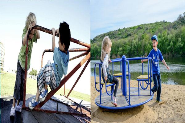 children playgrounds