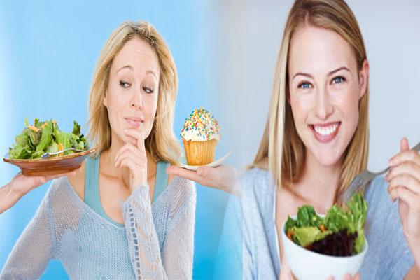 crave healthy foods