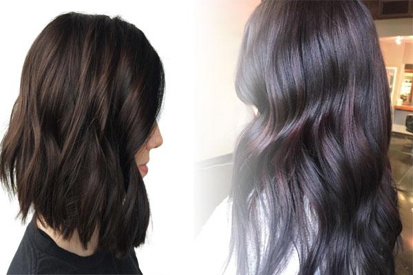 darker hair color