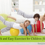 Quick And Easy Exercises For Children (Kids)