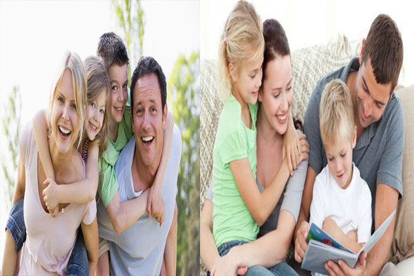 family atmosphere