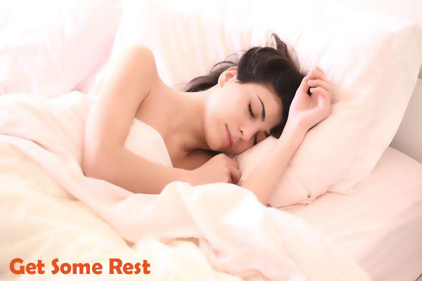 get some rest sleep