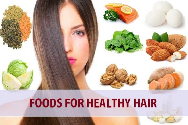 Protein for hair growth