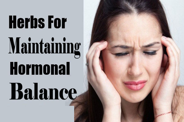 herbs-for-maintaining-hormonal balance