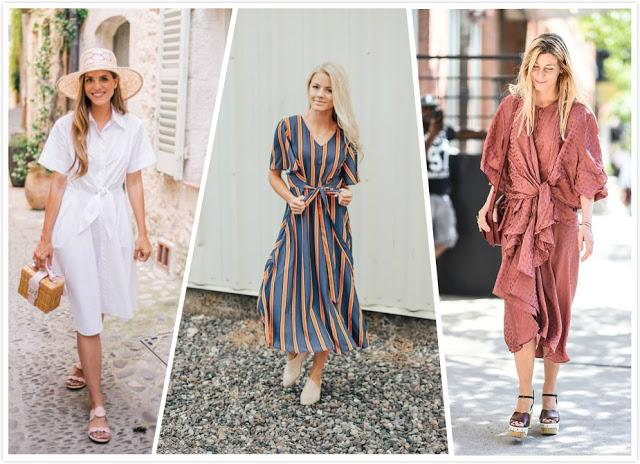 Loose dress styles