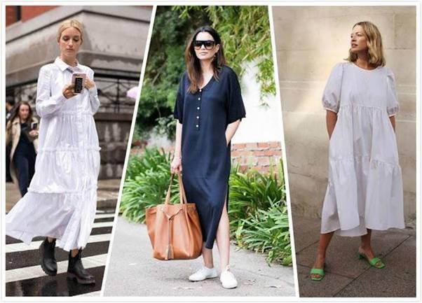 Dress loose style
