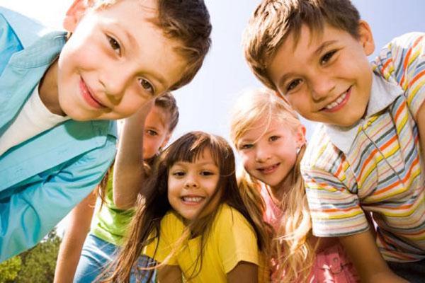 Immune system of children