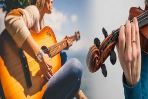 music encourages emotional expression